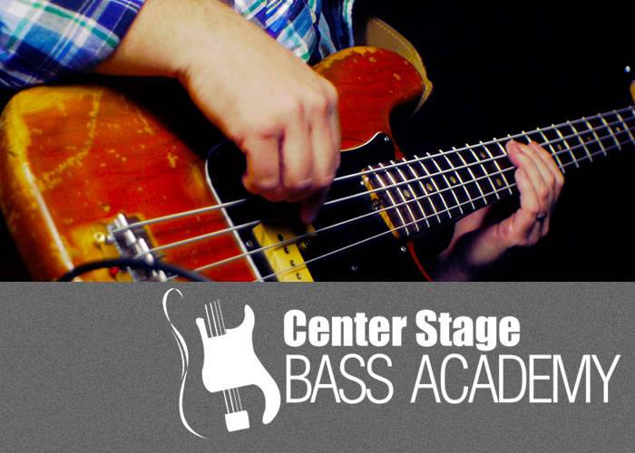 Center Stage Bass Academy