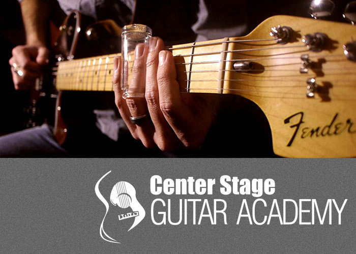 Center Stage Guitar Academy